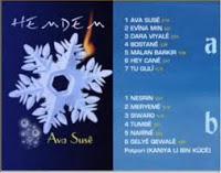 Koma HemDem - Ava Susê albumu avina min sozleri